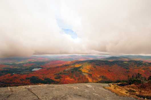 Cascade Mountain6 from the Fall Colors collection by Chris Priedemann