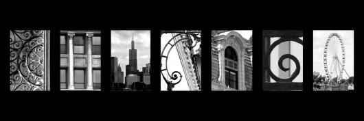 Chicago Architectural picture from the Pix By Z collection by Z Delgado