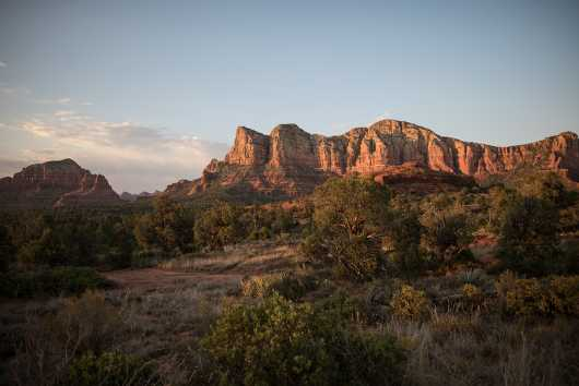 Courthouse Butte from the Landscapes collection by Rachel Houghton