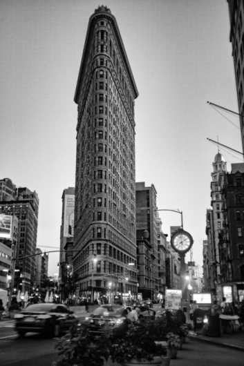 Flatiron Building from the New York City collection by Cara Walton