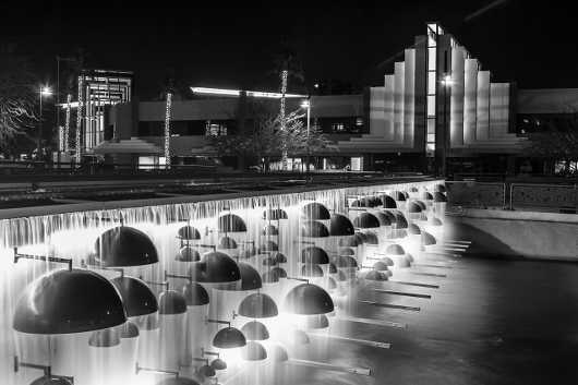 Night Rain from the Architecture   collection by Sharon Joubert