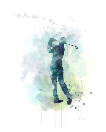 golfer_4.jpg from the Sports collection by Marlene Watson Art