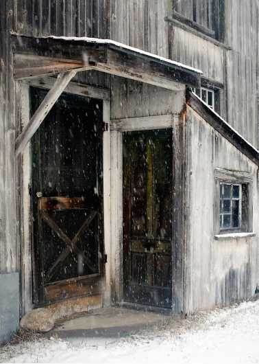 Which Door? from the Barns collection by jndphoto